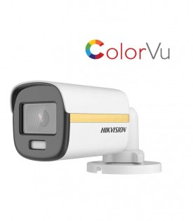 Camera HDTVI ColorVu 2MP HIKVISION DS-2CE10DF3T-F