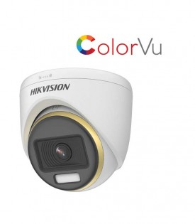 Camera HDTVI ColorVu 2MP HIKVISION DS-2CE70DF3T-MF