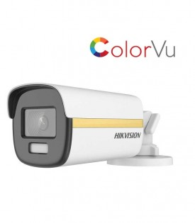 Camera HDTVI ColorVu 2MP HIKVISION DS-2CE12DF3T-F