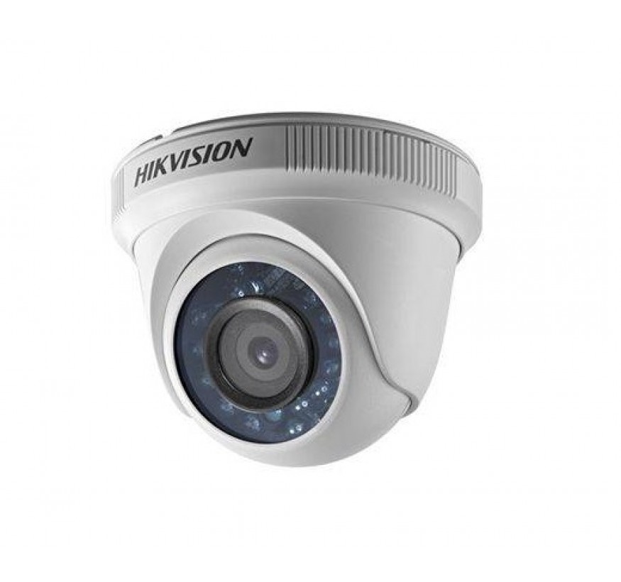 Camera HDTVI 2MP Dome Hikvision DS-2CE56D0T-IRP
