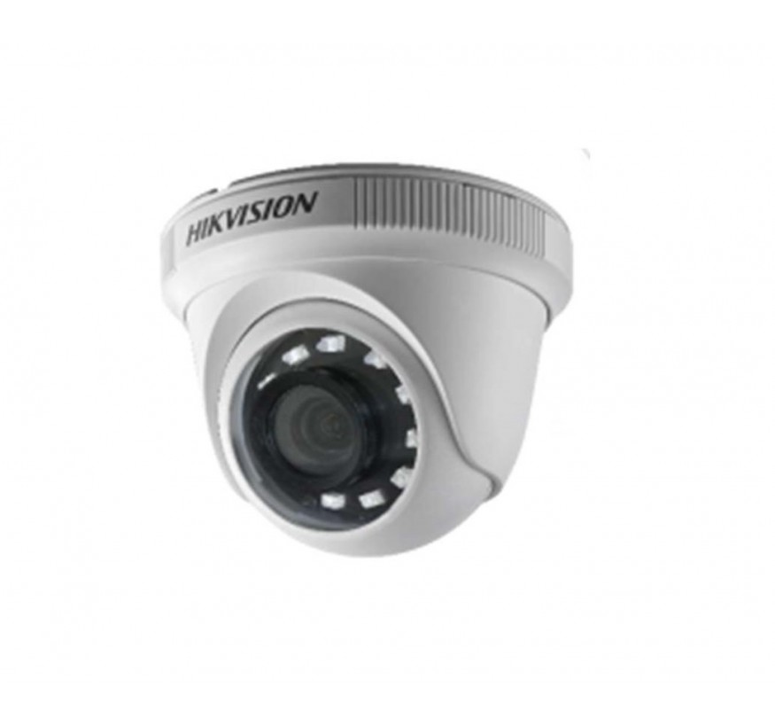Camera HDTVI Dome 2MP HIKVISION DS-2CE56B2-IPF